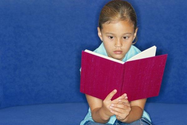 Con habilidades de comprensión literal, los niños pueden tener una idea sobre lo que están leyendo.