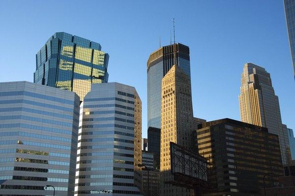 Construir un rascacielos sería imposible sin las herramientas que aporta la geometría.