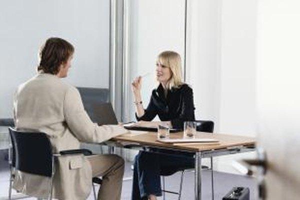 Haz hincapié en los intereses que se relacionen con tu trabajo.