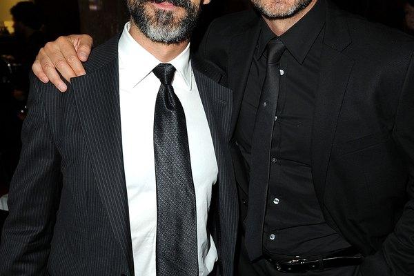 Los hermanos Bruno y Demian Bichir formaron parte del elenco de