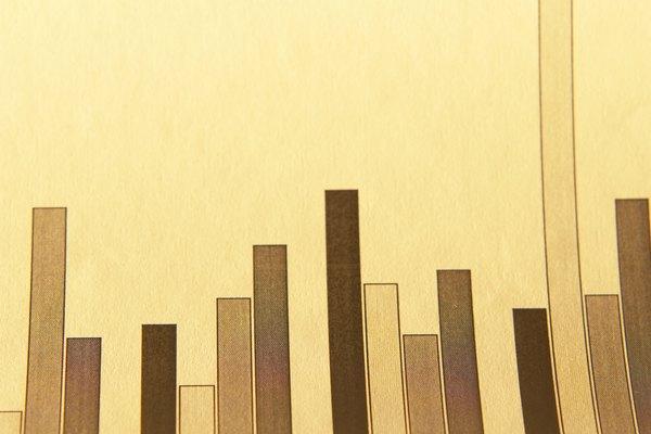 Los histogramas representan la información a través de rectángulos.