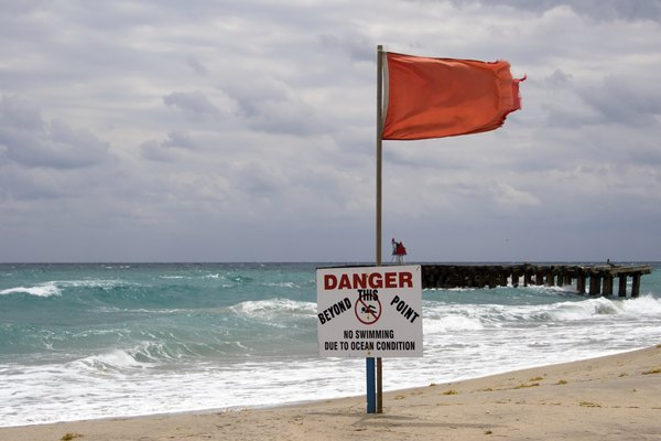 Warning Flag (Horizontal)
