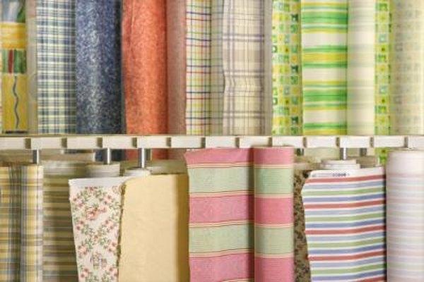 Los textiles son una industria doméstica importante en la India, de acuerdo con la IBEF.