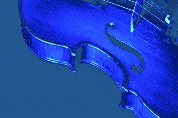 Pulsa la cuerda de mi de tu violín.