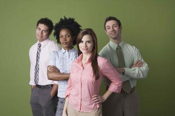 La formación de equipos es un componente importante del estilo de liderazgo.