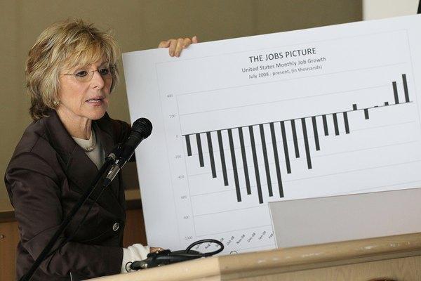 Barbara Boxer Holds News Conf. On Wall St Reform Legislation