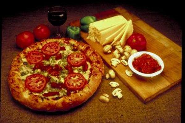 Puedes comenzar tu tienda de pizza como una operación pequeña y expandirla en el futuro.