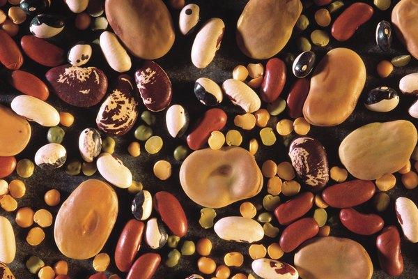 La lluvia ácida inhibe la germinación de las semillas.