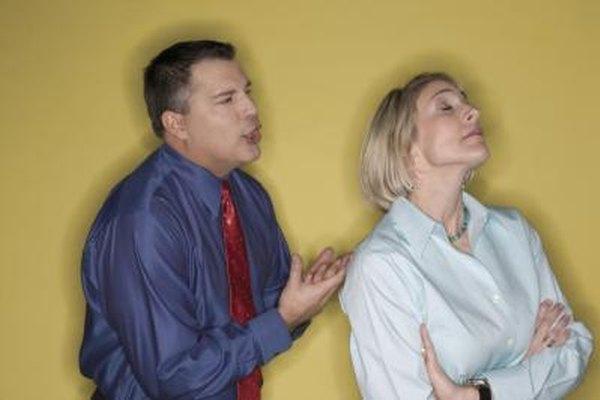 Algunas veces, el conflicto interpersonal puede ser bueno para una organización.