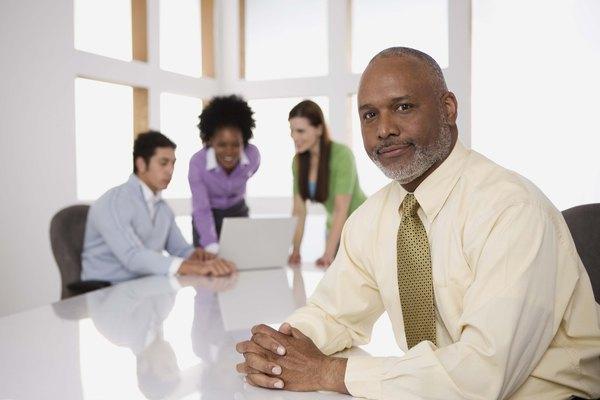 Una descripción del trabajo claramente definida permite a un gerente de operaciones lograr la máxima eficacia.