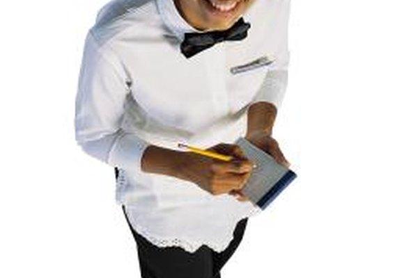 La precisión y la velocidad son cruciales para el servicio de un restaurante.