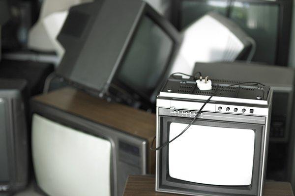 Los televisores CRT son vulnerables a los daños magnéticos