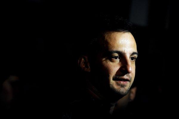 El director de cine Alejandro Amenábar.