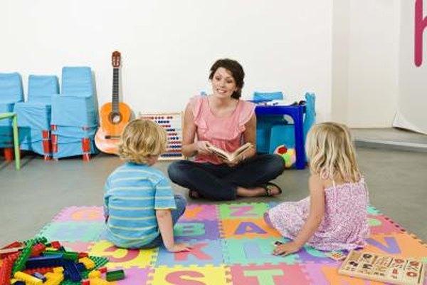Una guardería es un centro que provee supervisión para los niños que aún no están en edad escolar.