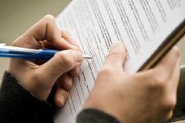 Pon los detalles en la escritura antes de iniciar una asociación.