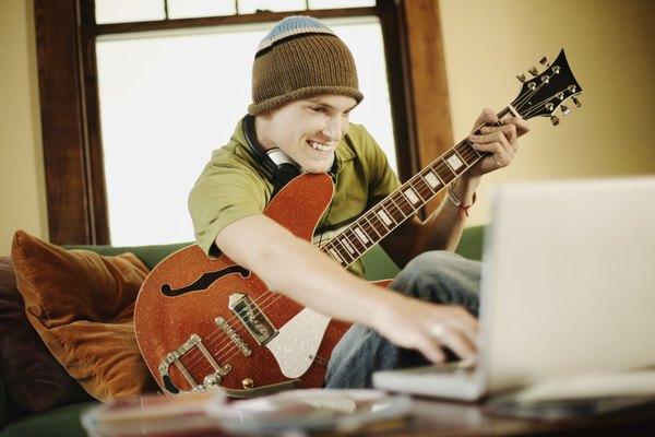 La guitarra rockabilly tiene un sonido muy específico.