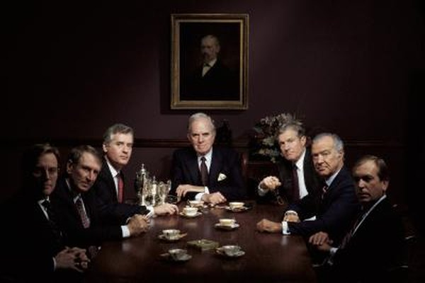 Los nuevos miembros de la junta deben ser aprobados de la misma forma que la dirección superior.