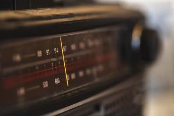 Los anuncios de radio deben ser distintos de otros tipos de anuncios.