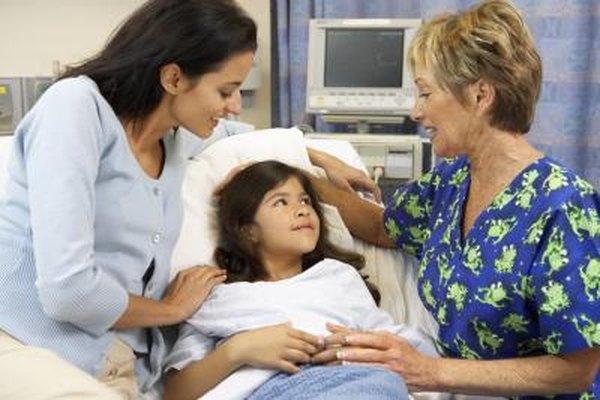 Las enfermeras usan muchas formas de tecnología en su trabajo.