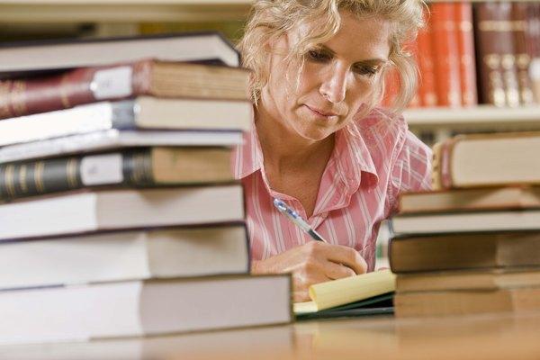 La mayoría de las novelas y libros de no ficción incluyen una variedad de preposiciones.
