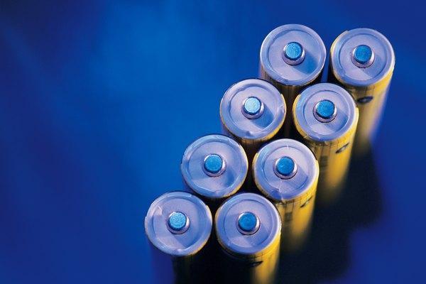 Diferencias entre las baterías de litio y las alcalinas.