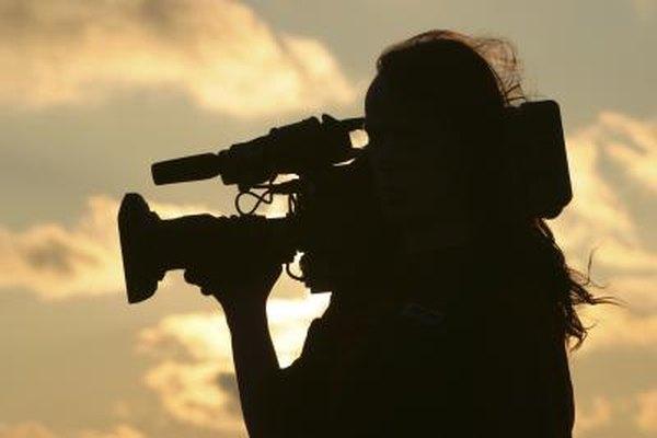 Los camarógrafos independientes deben estar preparados para tiempos buenos y malos en su carrera profesional.