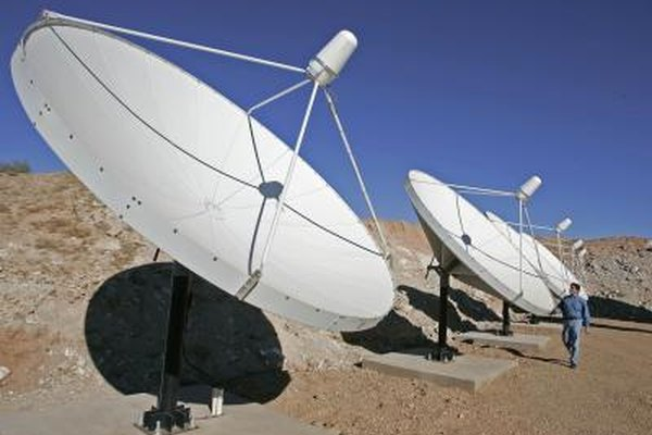 Satellite companies generally don't guarantee 5M Internet, as of publication.