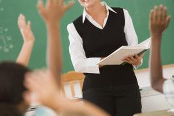 Escoger al profesor de primaria idóneo puede radicar en hacer las preguntas correctas.
