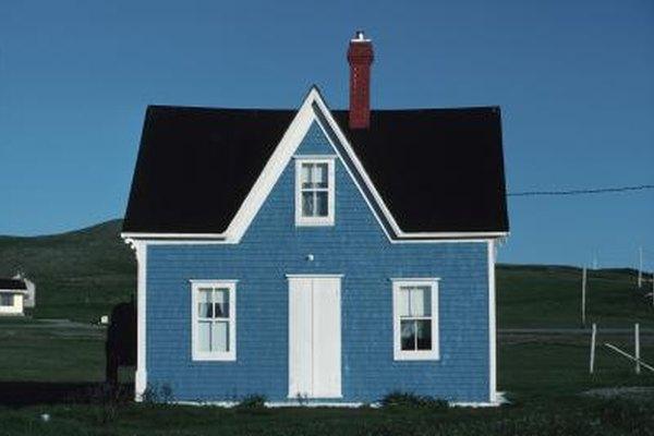Considera casas baratas como inversiones a largo plazo.