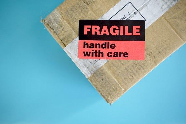 El perímetro de tu caja, junto con su peso, determina la cantidad que se te cobrará por el envío.