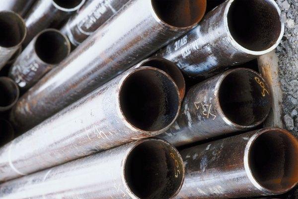 Un tubo de acero puede transformarse en un rodillo robusto y fiable para el entrenamiento en bicicleta.