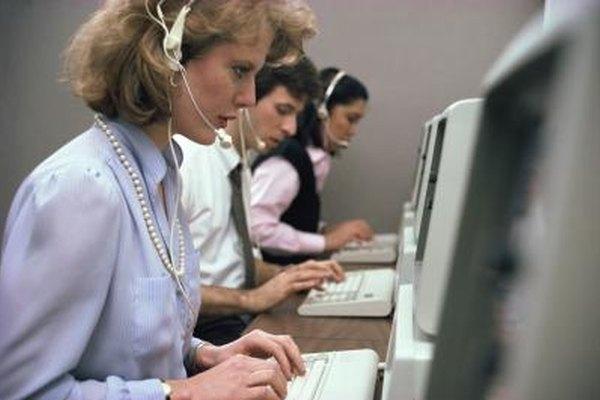 Un centro de llamadas virtual puede ser un negocio de trabajo desde casa lucrativo.