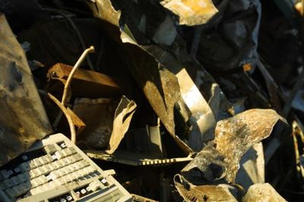 "Constant and rapid obsolescence of electronic devices has given us landfills full of ""e-waste."""