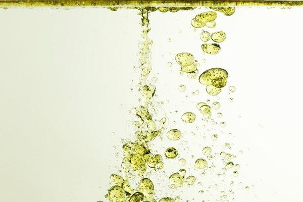 Es algo famoso el hecho de que el agua y el aceite no se mezclan.