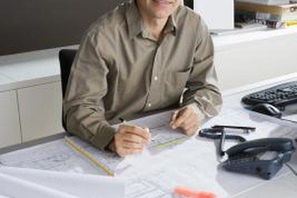 Las herramientas que utiliza un arquitecto pueden ayudarle a garantizar la exactitud de sus planos y planes.