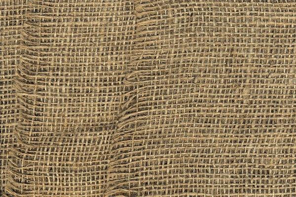 Mantén las fibras de arpillera intactas con uno de varios métodos diferentes.
