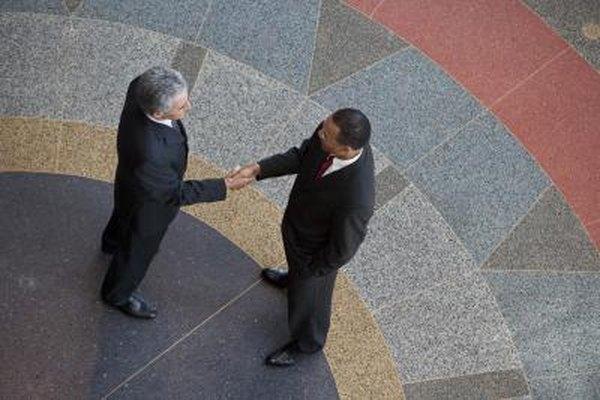 Las sociedades conjuntas resultan en beneficios mutuos para ambas partes.