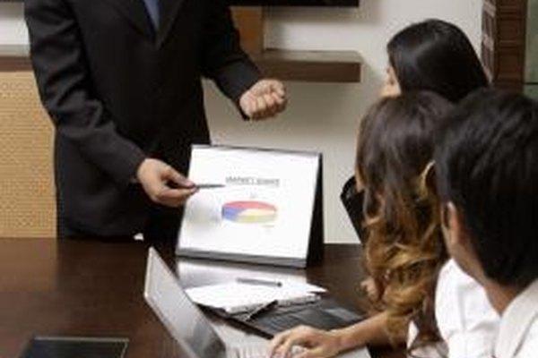 Las teorías de mercadeo evolucionan a partir de datos del mercado que recogen.