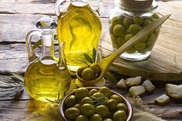 Похудеть С Помощью Оливкового Масла - parisdiets