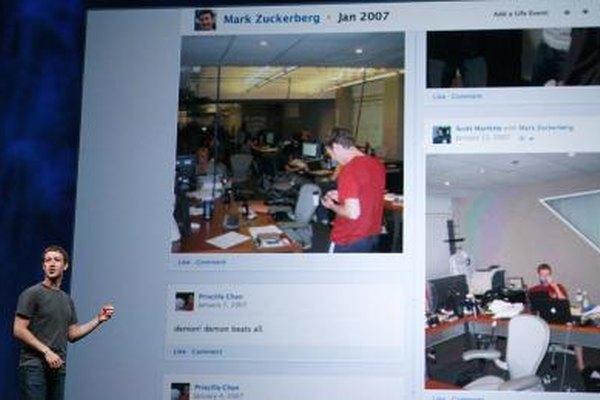 """Facebook es un ejemplo de la plataforma de """"nuevos medios"""" con un potencial significativo de promoción."""