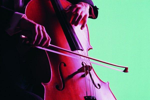 El violonchelo es un miembro de la familia de las cuerdas