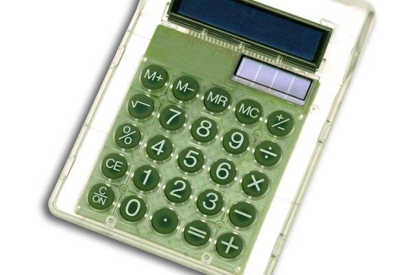 Necesitarás una calculadora para obtener el promedio general acumulado.