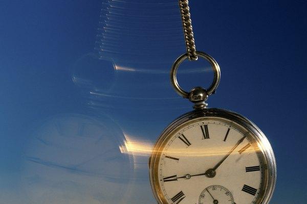 Un período se describe como la cantidad de tiempo requerido para completar un ciclo.