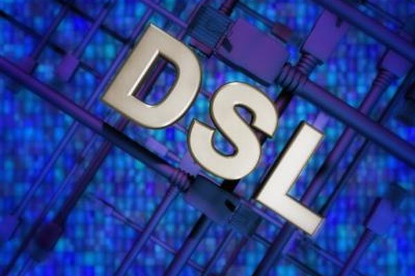 DSL services require filters to prevent interference.