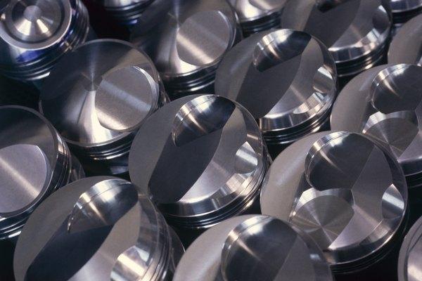 Estos pistones domo ofrecen un aumento en la compresión, pero eso es todo.