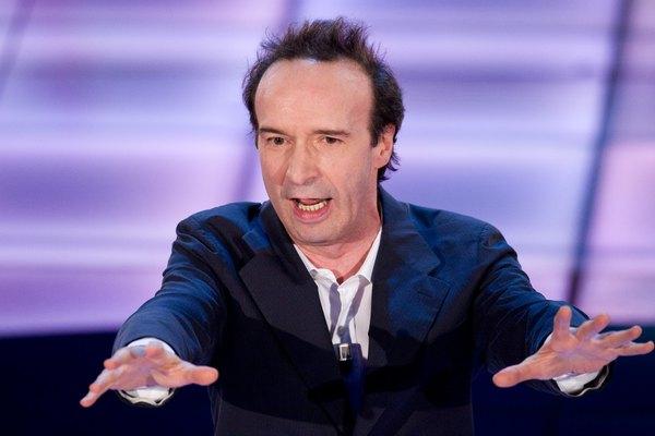 Roberto Benigni.