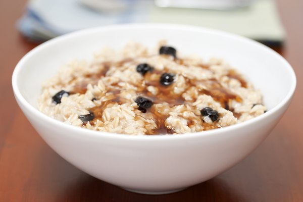 Maple Raisin Oatmeal