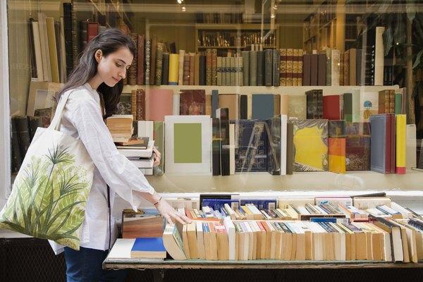 Los libros de bolsillo y de mercado de masas difieren en la calidad de los materiales de fabricación.