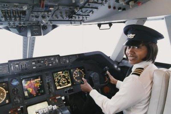 Los pilotos regionales tienen por lo general del objetivo de trabajar en una aerolínea más grande.