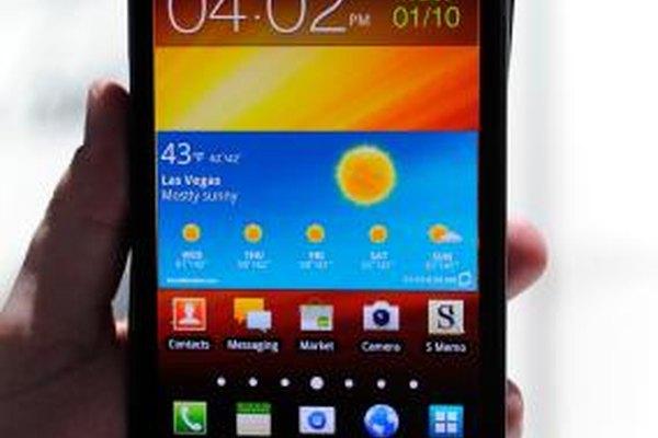Swype puede ser descargado e instalado sobre cualquier dispositivo Androide.